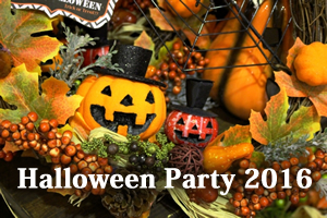 HALLOWEEN PARTY!!!